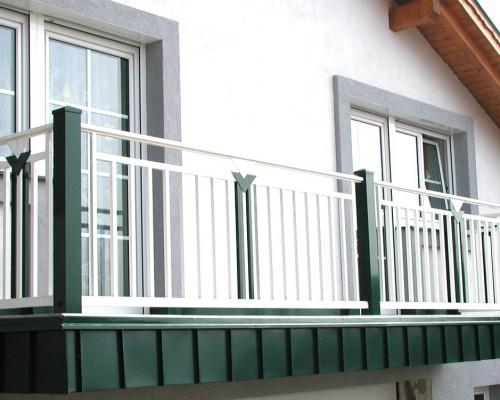 Balkon Alu