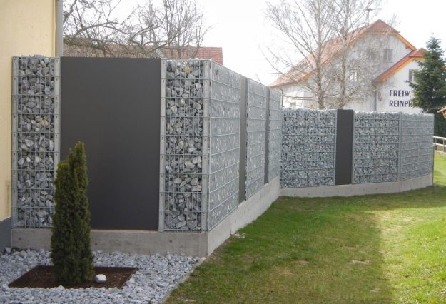 Zäune archive   riel metallbau